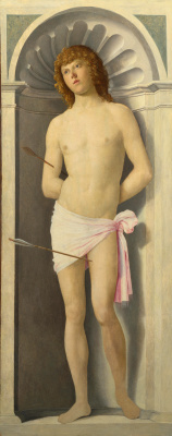 Giovanni Battista Cima da Conegliano. Saint Sebastian