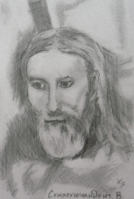 Сергей Николаевич Ходоренко-Затонский. Archimandrite Vitaly (Sidorenko)