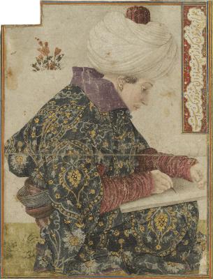 Джентиле Беллини. Писарь