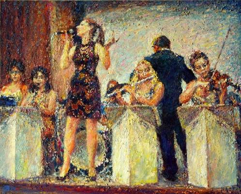 Alexey Leonidovich Yakimov. Jazz