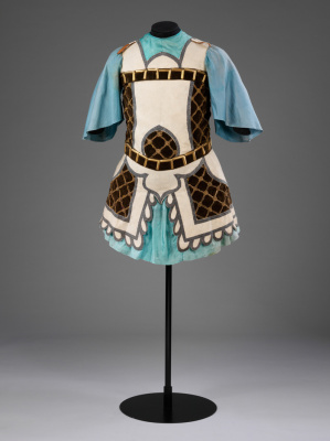 Henri Matisse. Costume for a Warrior in the ballet Le Chant du Rossignol
