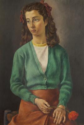 Antonio Berni. Lili