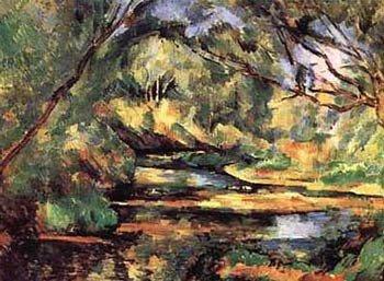 Paul Cezanne. Stream
