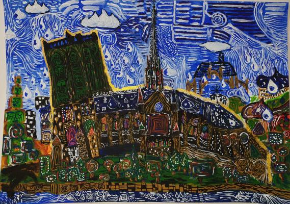Руслан Шакиров. Tears of Notre Dame
