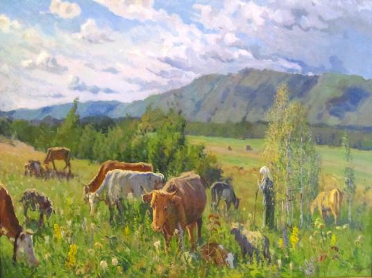 Евгений Бучн. Homeland