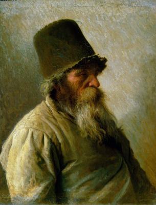 Ivan Nikolayevich Kramskoy. Miller