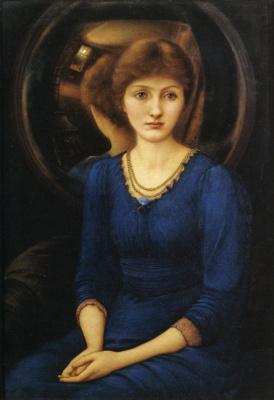 Edward Coley Burne-Jones. Margaret Burne-Jones