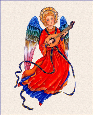 Кэрол Иноуэ. Ангел