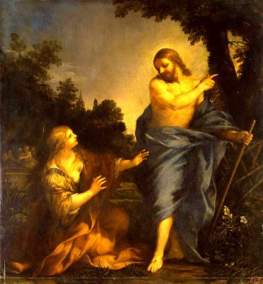 Pietro Da Cortona. The Appearance Of Christ To Mary Magdalene