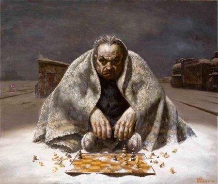 Vasily Vladimirovich Shulzhenko. Grandmaster