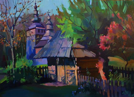 Анастасия. Украинский мотив