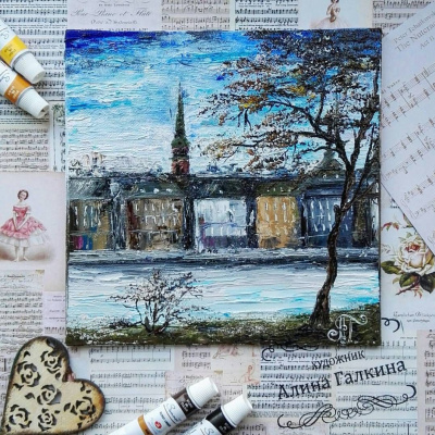Алина Евгеньевна Шварёва (Галкина). Waterfront Stockholm