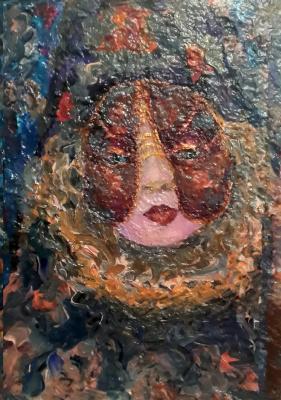 Sergey Yampolskiy. Mask