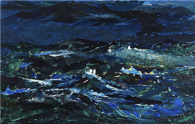 Tove Jansson. Sea