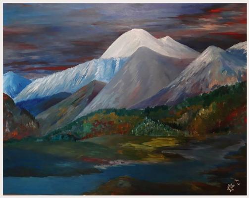Владимир Гарникян. Kazbek