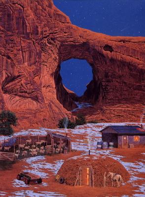 Марвин Тодди. Лунный свет