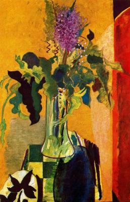 Жорж Брак. Цветы