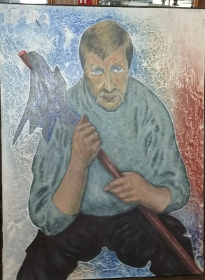 Nikolay Zverev. Standard bearer