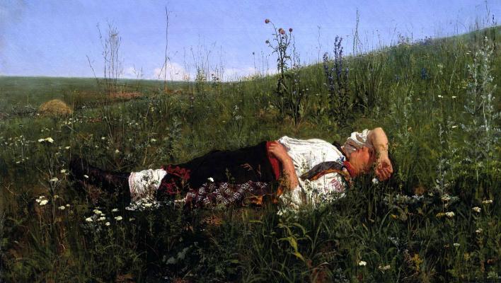 Николай Дмитриевич Кузнецов. В праздник