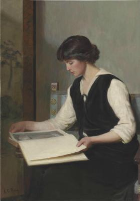 Лила Кэбот Перри. Чтение
