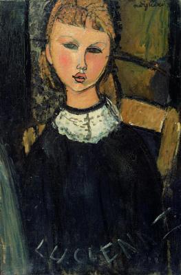 Amedeo Modigliani. Little We