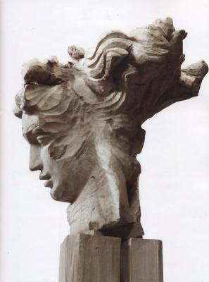 Maria Alexandrovna Burganova. Sibyl