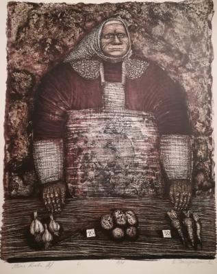 Boris Pavlovich Zabirohin. Aunt Klava