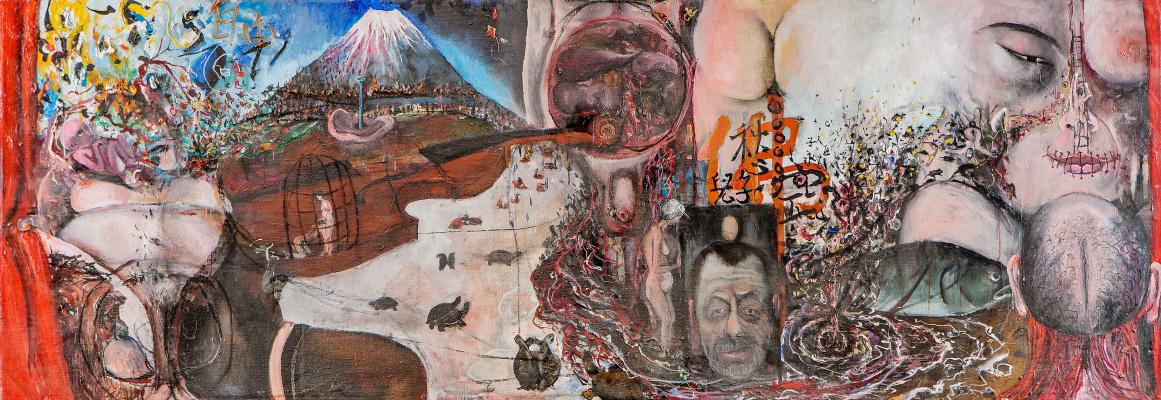 Vladimir Mikhailovich Borisov. Pieces of consciousness