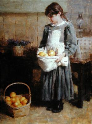 Морган Вейстлинг. Девушка с лемонами
