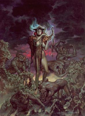 Стивен Хикман. Демон Арфа