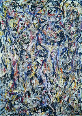 Jackson Pollock. Earthworms