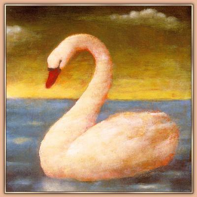 Стивен Макки. Лебедь