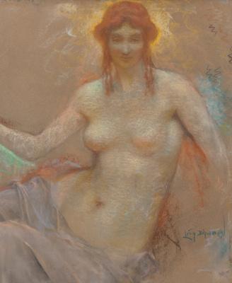 Lucien Levi-Durme. Venus.