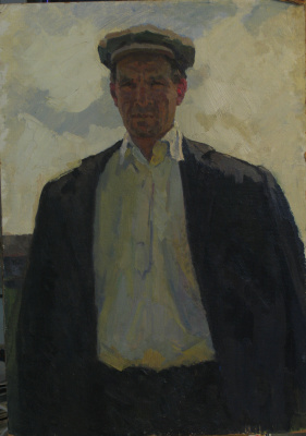 Leo Nikolayevich Zemskov. Foreman