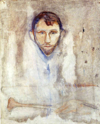Edvard Munch. Stanislav Przebyszewski