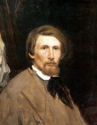 Victor Mikhailovich Vasnetsov. Self-portrait