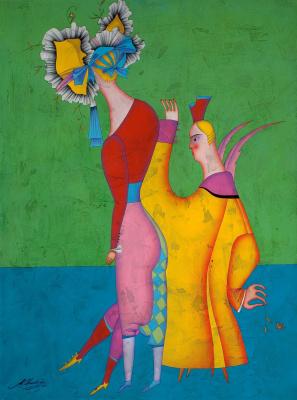 Michael Shemyakin. Untitled. 1981