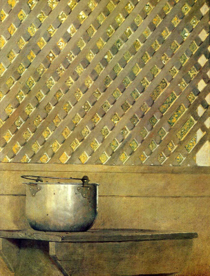 Jamie Wyeth. Grille