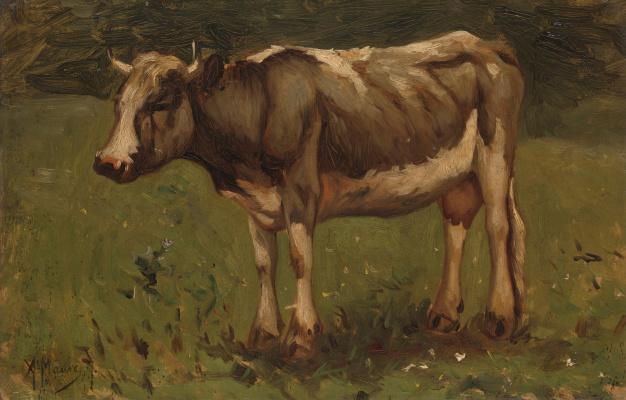 Антон Мауве. Корова