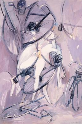 Dorothea Tunning. Between lives