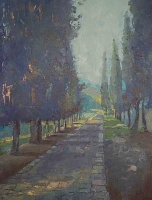 Alexander Panyukov. The road to new Athos monastery