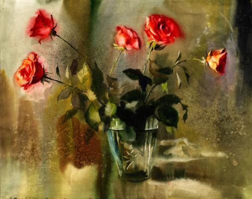 Александр Карпан. Розы