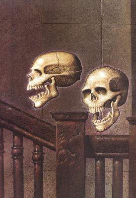 Джон Джуд Паленкар. Кричащие черепа