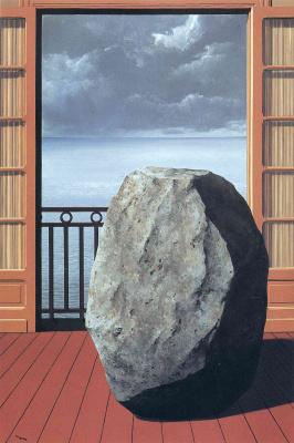 Рене Магритт. Невидимый мир