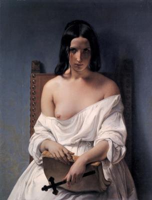 Франческо Айец. Думы о истории Италии. 1851