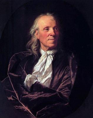 Гиацинт Риго. Мужской портрет