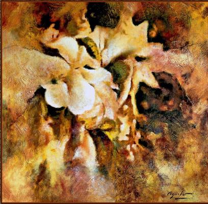 Розер Агуило. Современное искусство