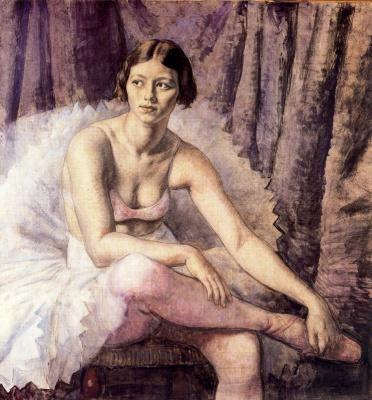 Лора Найт. Балерина