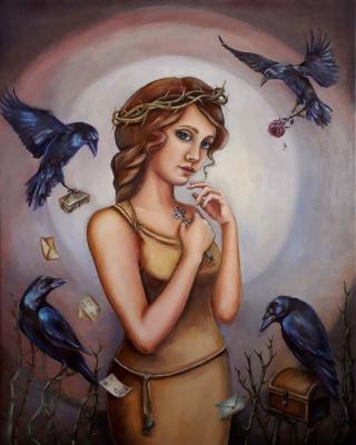 Marina Eduardovna Kovaleva. Riddle