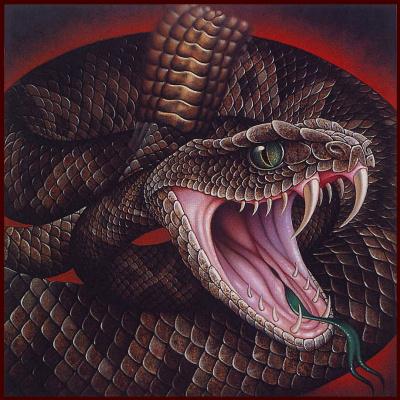 Бралдт Бралдс. Змея